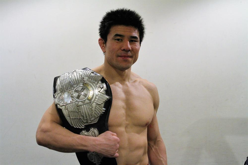 【ONE】久米鷹介「自分を高めていくだけ」=10.13 修斗との対抗戦で松本光史と対戦(2)