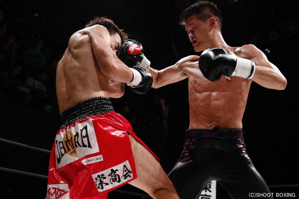 【シュートボクシング】村田義光が延長戦で投げを決めて他団体王者から勝利「SBはNo1です」