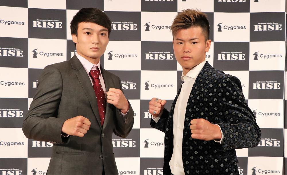 【RISE】メインは那須川天心vs志朗、セミは白鳥大珠vs梅野源治の世界トーナメント決勝戦=全対戦カード&試合順決定