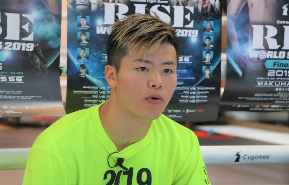 【RISE】那須川天心「そろそろ自分が旅立つ時が来たのかなって」日本の格闘技界に警鐘
