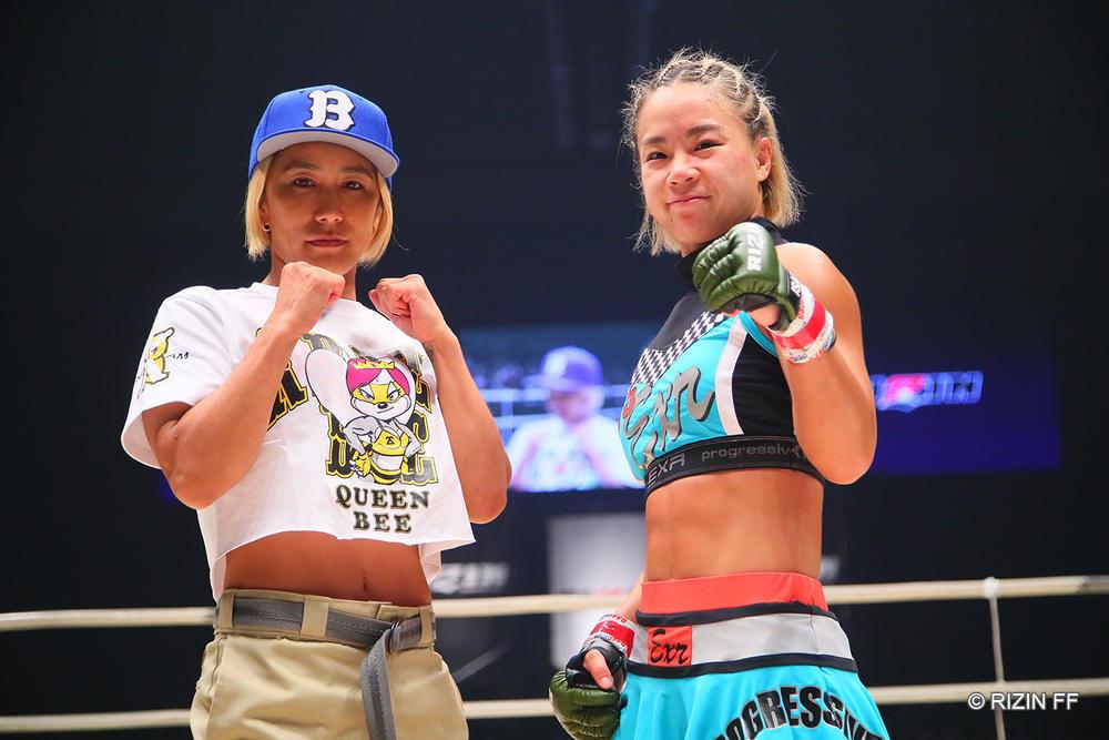 【RIZIN】山本美憂vsハム・ソヒは浜崎への挑戦者決定戦で正式決定「避けては通れない選手だと思っていた」(美憂)