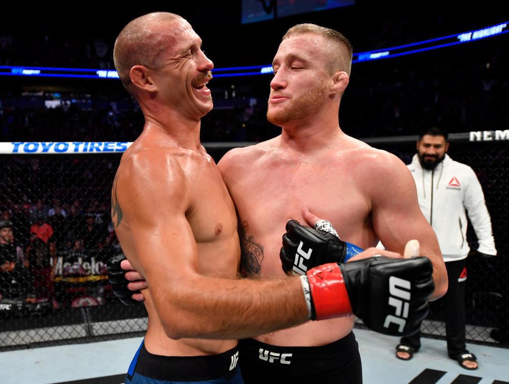 【UFC】やりすぎないゲイジーが1Rで盟友セラーニをKO「友人対決は二度とやりたくない」=UFCカナダ勝者コメント