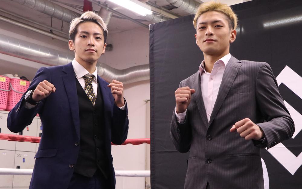【KNOCK OUT】初参戦HIROYUKI、職業イケメンの壱の顔面を切り裂くと予告