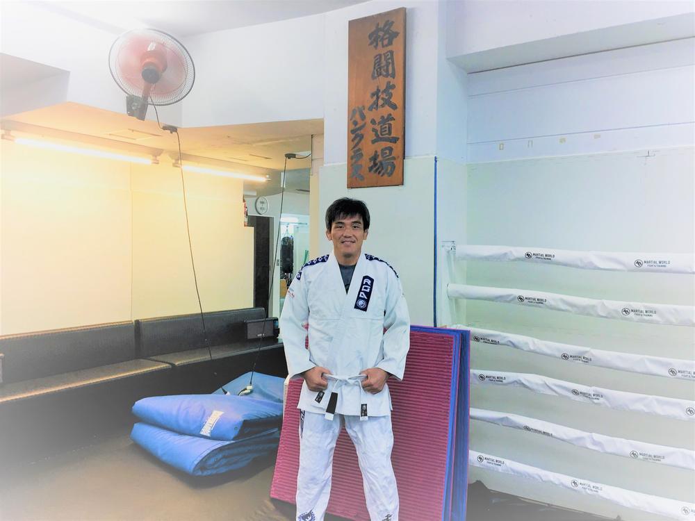 【BJJ】近藤有己が柔術白帯で10月20日(日)デラヒーバ杯に出場
