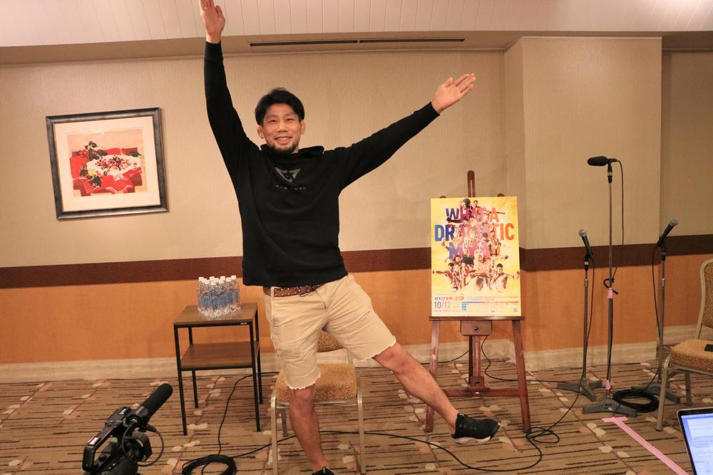 【RIZIN】中村K太郎、妻の女子格闘家・杉山しずかにセコンド断られる「僕は『夫婦抱き合わせ商法』でやりたいのに」