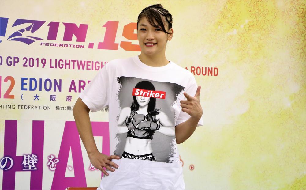 【RIZIN】秒殺KOで復活のRENA「試合前は怖かった」