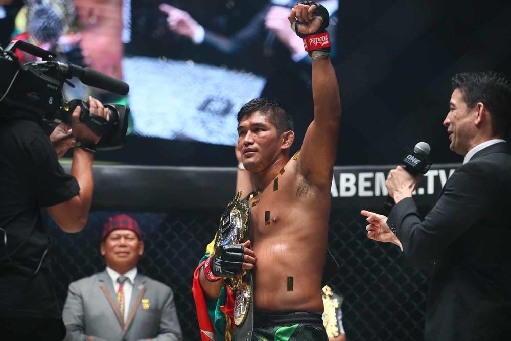 【ONE】友人と戦い、ミャンマーの大歓声を受けたンサン「次はミドル級で戦う」