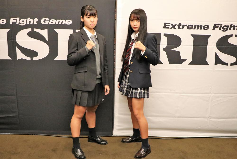 【RISE】松谷綺vs宮崎小雪の16歳対決、神村エリカの愛弟子AKARIは宮崎若菜と2戦目、村上悠佳も出場