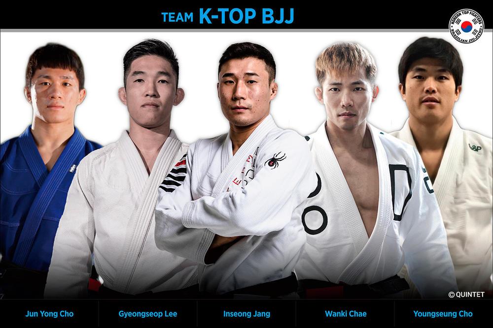 【QUINTET】韓国軽量級柔術ドリームチームが襲来!=11月30日(土)秋田
