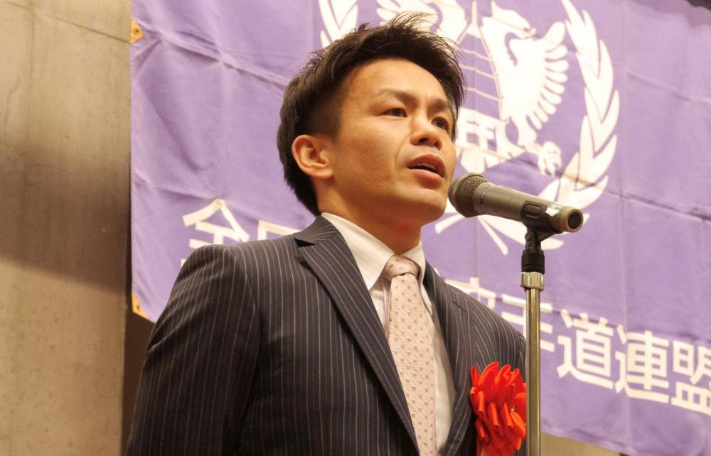 【Stand up】元キックボクシング五冠王の寺戸伸近が若手&アマチュア育成大会を開催