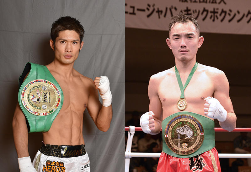 【NJKF】ONEから凱旋のMOMOTARO「完封です」過去2勝している琢磨「今のMOMOTARO選手に勝ってこそ価値がある」