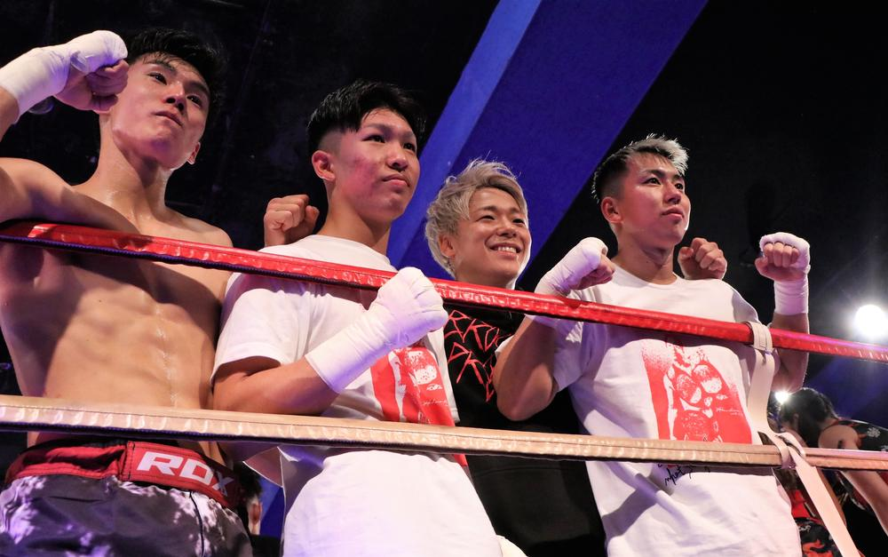 【格闘代理戦争】魔裟斗に佐藤嘉洋が間接的リベンジ、武尊は親友・不可思のチーム破りV2へ好発進