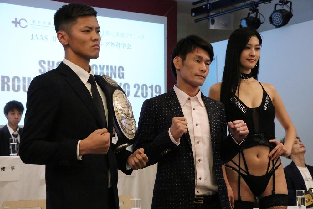 【シュートボクシング】キックボクサー町田光、バックドロップの次は「関節技を狙う」