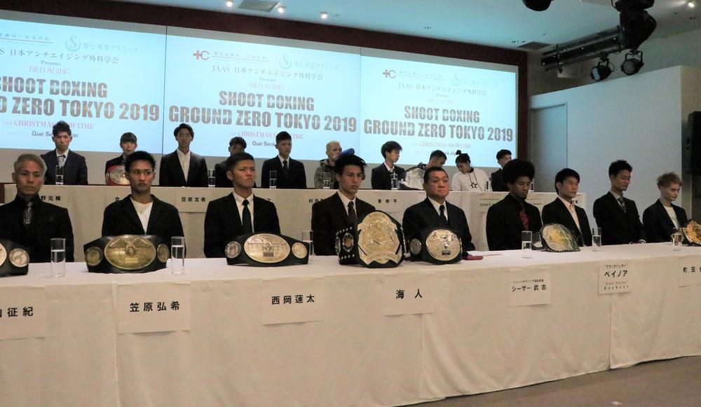 【シュートボクシング】他団体トップ選手を迎え撃つシュートボクサーたち「力を見せつける」