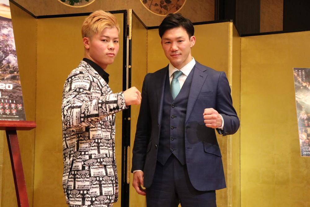 【RIZIN】那須川天心の相手に江幡塁を抜擢した理由「実は日本に天心を倒せる可能性がある選手がいたことをお伝えしたい」(榊原CEO)