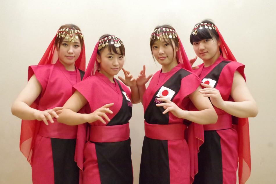 「巌流島」製作チームのメンバーが女武士道イベント『凛 -RIN-』を旗揚げ、Team DATE武術四姉妹が参戦