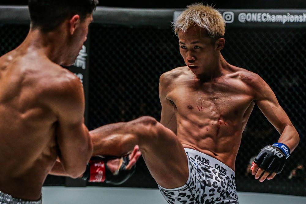 【ONE】内藤大樹が2連勝、強豪ひしめくフライ級で上位陣との戦いへ