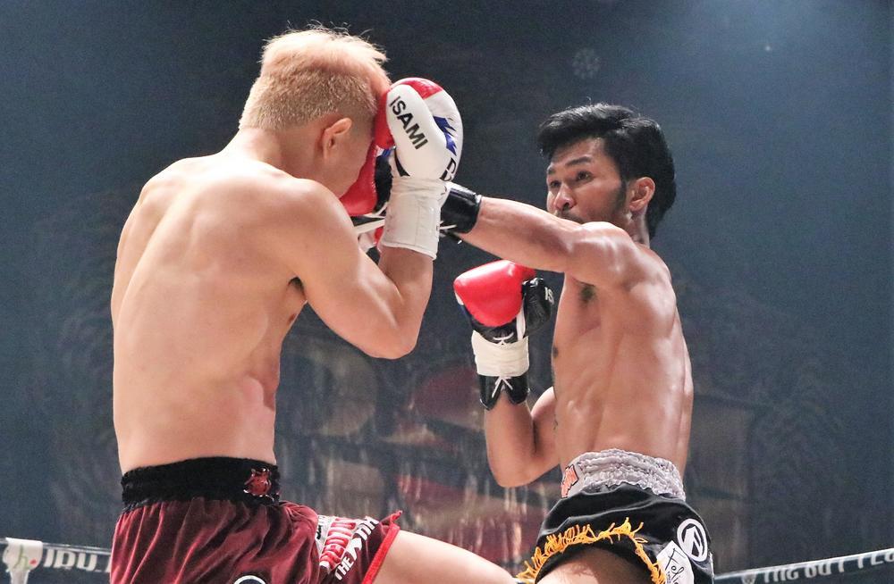 【BOM】大激闘!スアキムがチャンヒョン・リーに逆転TKO勝利、名高は連続初回KOでトーナメント優勝