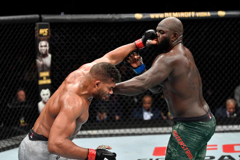 【UFC】アリスターが残り4秒でKO負け。ホーゼンストライク「次はガヌーと戦いたい」、中国期待のソン・ヤドンはドロー、魅津希を破ったジャンジロバが一本勝ち