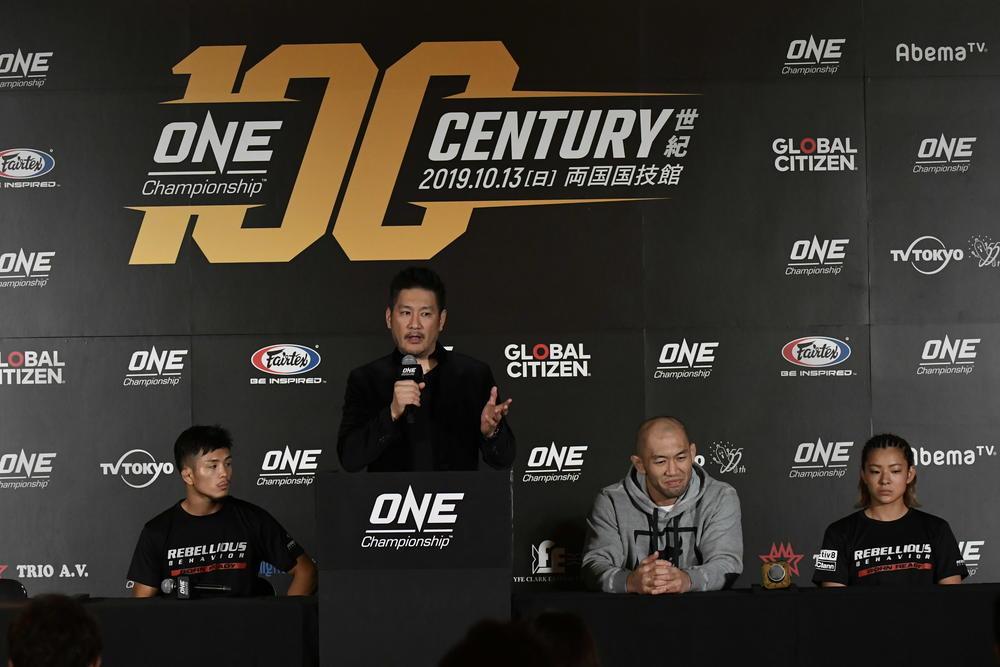 【ONE】2020年4月5日の日本大会が下半期に延期=ONE Championship