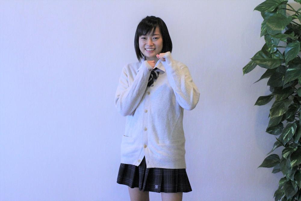 """【DEEP】16歳スーパー女子高生さくら「""""JKファイター""""と呼ばれるのは嬉しいんです」=12月15日(日)大田区"""