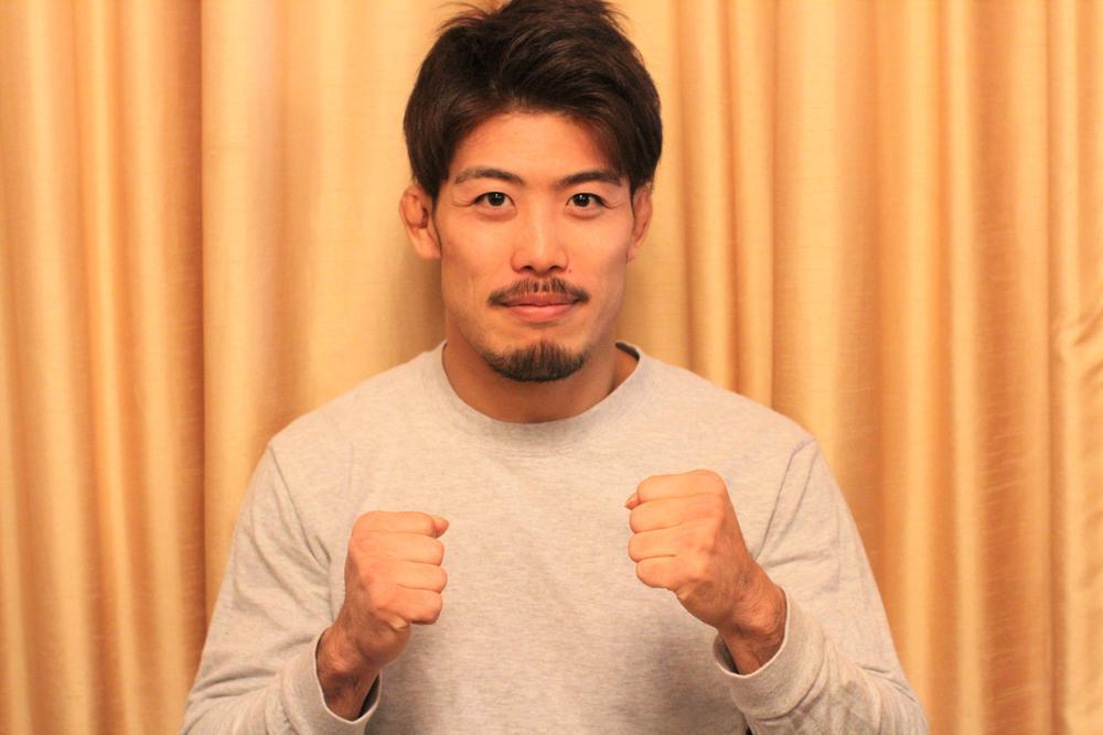 【DEEP】大塚隆史と対戦するハワイ帰りの高野優樹「ホロウェイと同日に試合、負けるわけにいかないです」