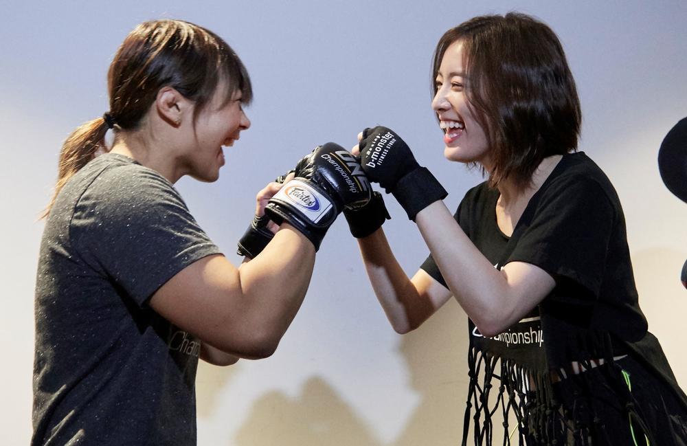 【ONE】SKE48・松井珠理奈が三浦彩佳に応援メッセージ、対談きっかけに友情芽生える。勝利後の約束も