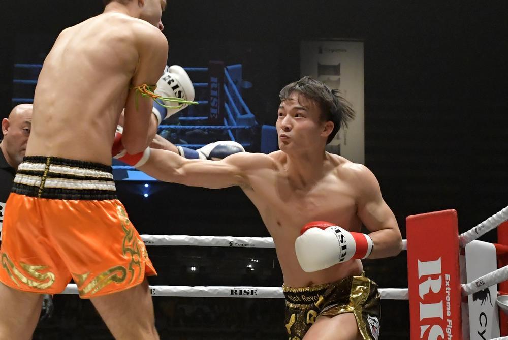 【RISE】那須川天心戦を経た志朗「負けて得るものも多かった。期待してもらって構いません」