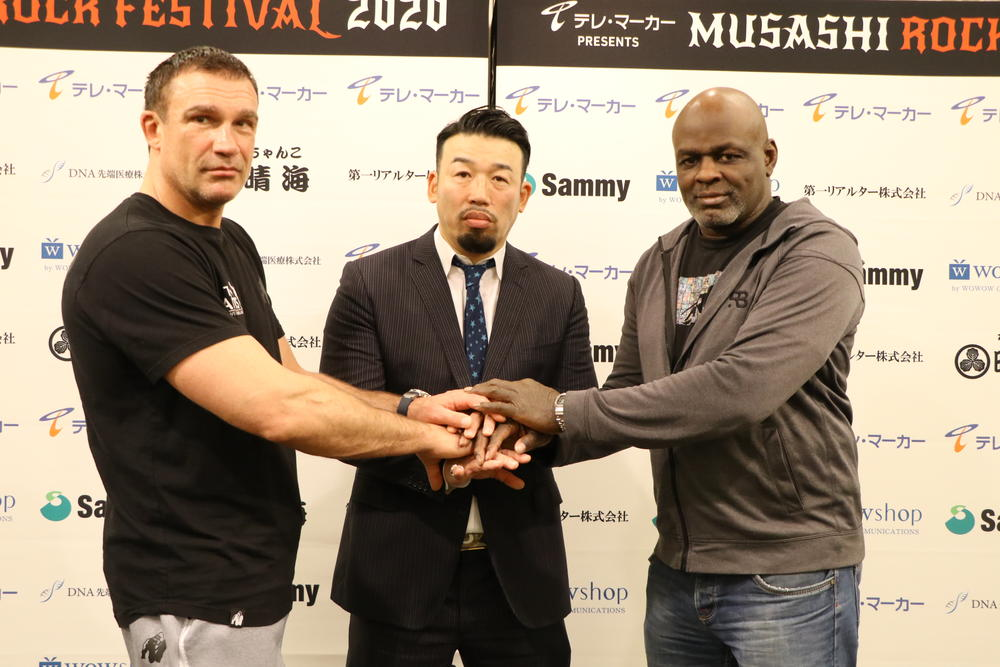 【ムサフェス】武蔵が格闘技とロックのコラボイベント開催、今後はアーツ&ホーストら協力で格闘技メインの大会も開催へ