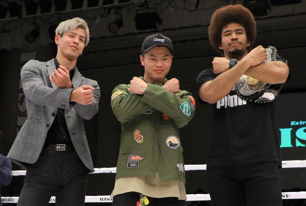 【RISE】那須川天心もワンマッチ参戦予定、今年のWORLD SERIESは4月12日にエディオンアリーナ大阪で開幕