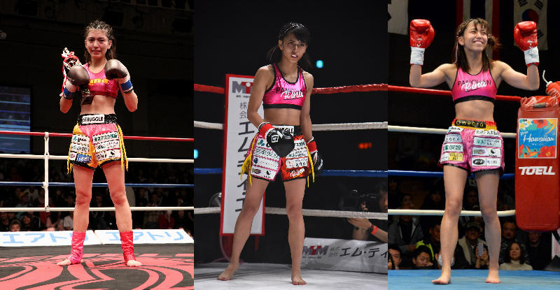 【KNOCK OUT】ぱんちゃん璃奈、2020年初戦のニューコスチュームは「ラウンドガールさんチックな衣装」