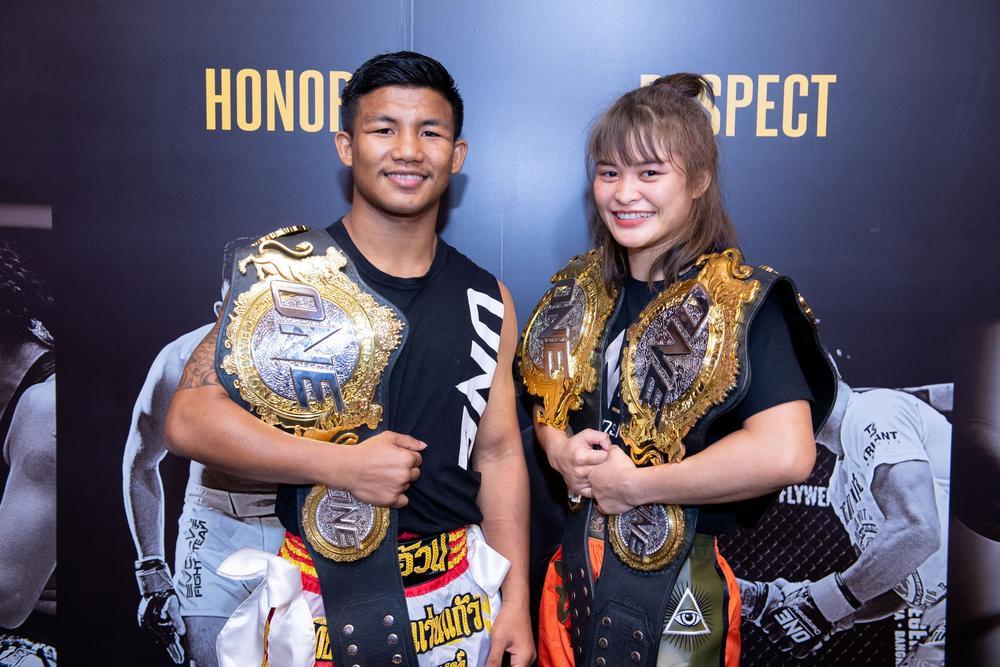 【ONE】タイ政府スポーツ省とプロムエタイリーグを始動、グランプリチャンピオンには1084万円相当の契約