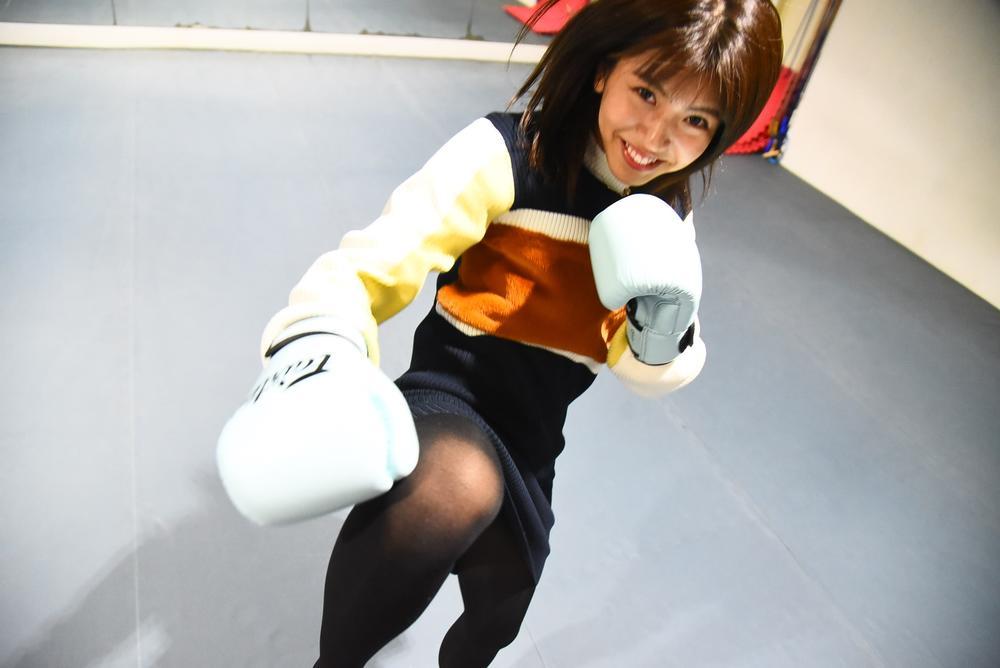 【KNOCK OUT】ぱんちゃん璃奈、大晦日参戦に憧れ「自信が付いた時にいつか出られるチャンスが来る」