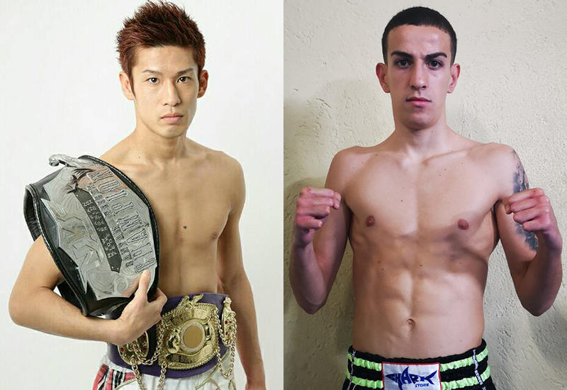 【NJKF】前田浩喜が1年8カ月ぶりに復帰、ISKAムエタイ・インターコンチネンタル王座決定戦に臨む