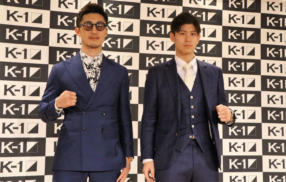 【K-1】連続KO勝利の山崎秀晃に4戦全勝3KOの新鋭・寺島輝が挑む「胸を借りつもりはない」