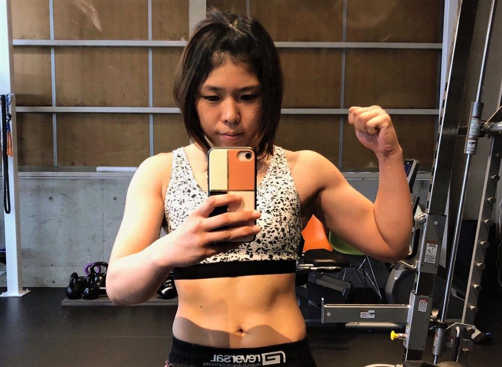 【DEEP JEWELS】川村虹花と戦う坂本美香「ガンガン攻めてくる印象ですが、私も負けるつもりはありません」