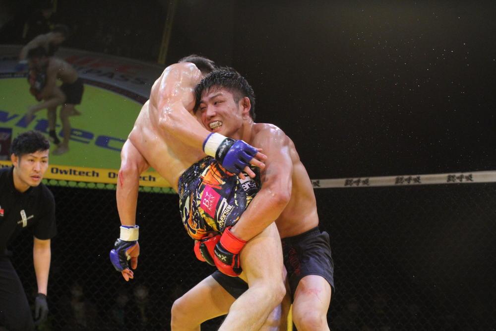【PANCRASE】堀江圭功が内村洋次郎下し、UFC再挑戦をアピール!=2.16『PANCRASE 312』