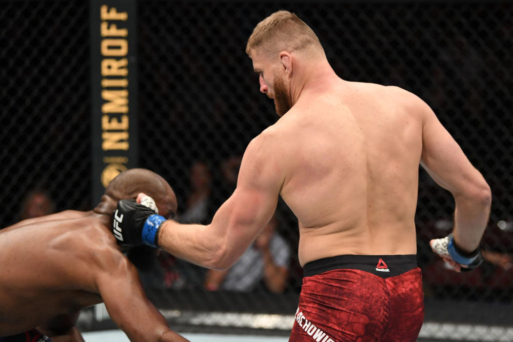 【UFC】ブラホビッチがアンダーソンを初回KO「ジョン・ジョーンズ、次は俺だぞ」=勝者コメント