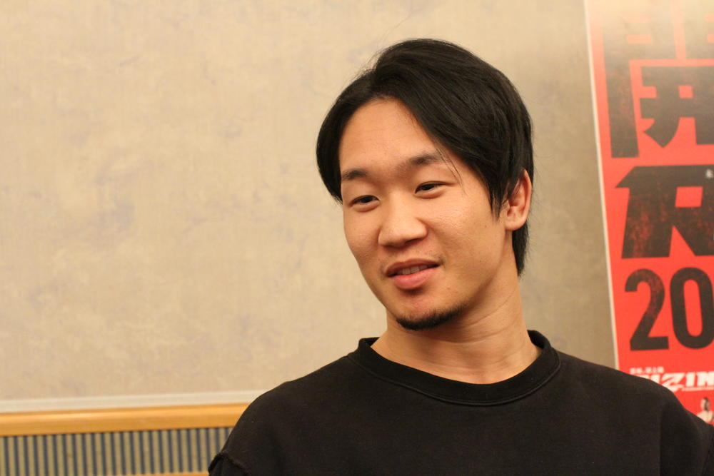 【RIZIN】朝倉未来があえてリスクを負う宣言「それで結果が動いたとしても面白い試合がしたい」