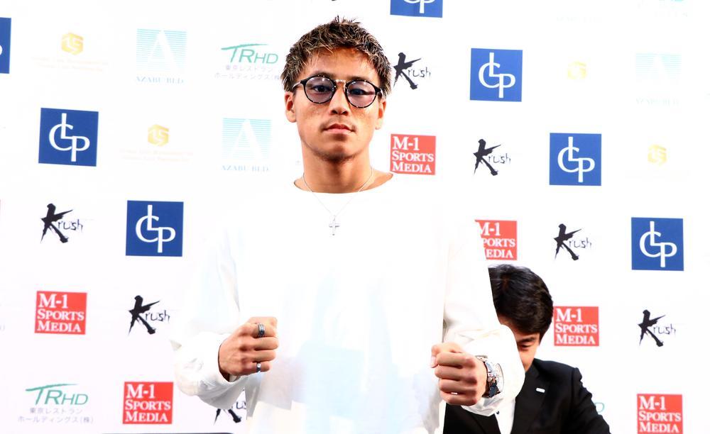 【Krush】タイ人強豪からダウン奪っての快勝にも不満の軍司泰斗「次はKOで勝ちたい」