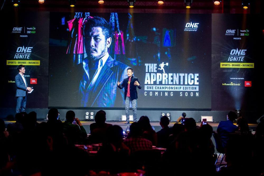 【ONE】チャトリ会長兼CEOがホストの番組で「見習い」から「幹部候補」に。トランプ出世作「The Apprentice」格闘技版クランクインへ