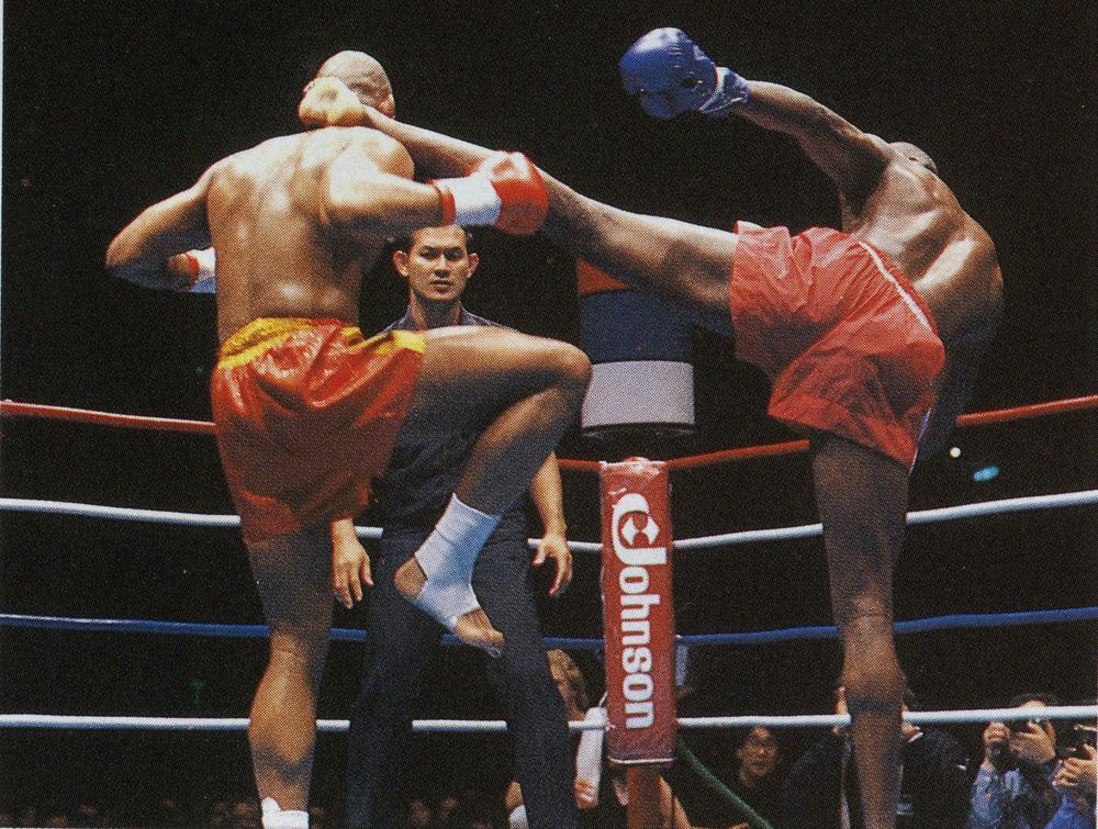【1993年4月の格闘技】第1回K-1GPで無名だったホーストが、アーツに続きモーリス・スミスをKO