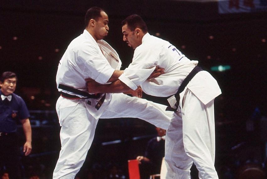 1995年4月の格闘技】フランシスコ・フィリォが同門のグラウベ ...