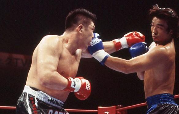 【1998年5月の格闘技】佐竹雅昭と武蔵が初対決、同門の日本人対決は両者一歩も譲らず