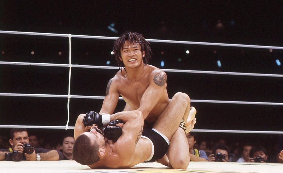 【2000年5月の格闘技】須藤元気が東京ドームでトリッキーに舞う、ブラジル強豪相手に奮闘