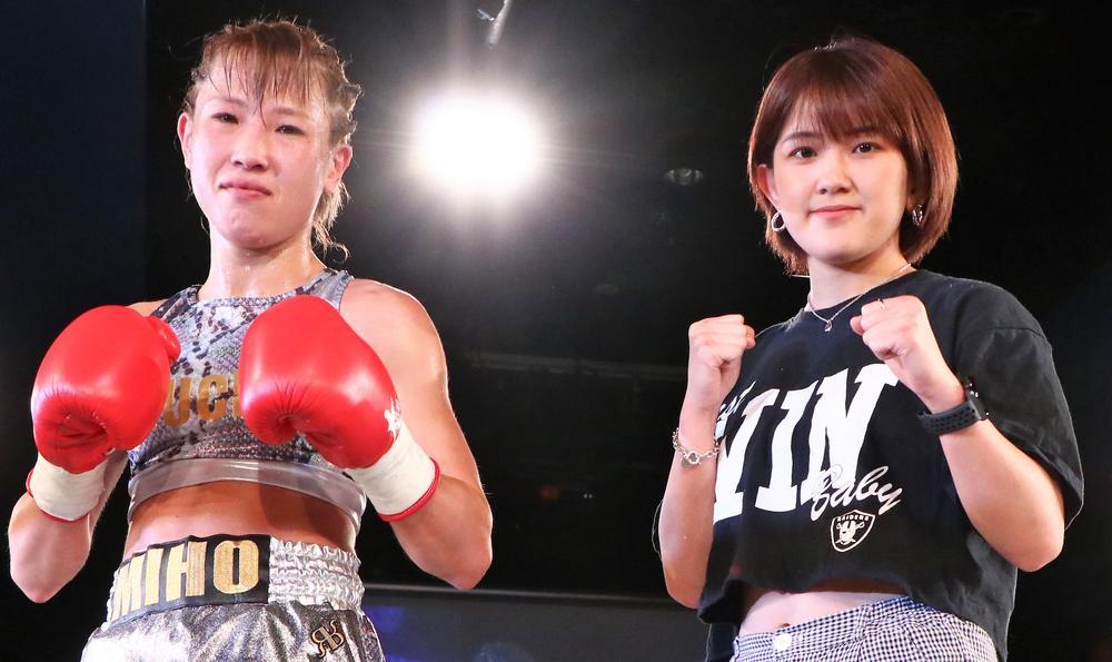 【K-1】復帰間近のMIO「みんなとやってみんな倒したいです」、渡辺代表は「K-1チャンピオンになれる」