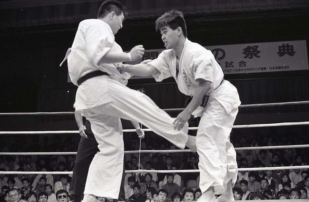 【1989年7月の格闘技】佐竹雅昭が空手リアル・チャンピオン決定トーナメントで雪辱の初V