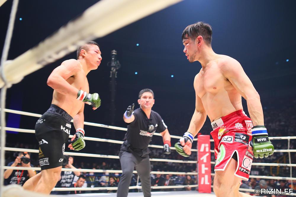 【特別再録】石渡伸太郎、格闘技と生きる~RIZINバンタム級GPを越えて~