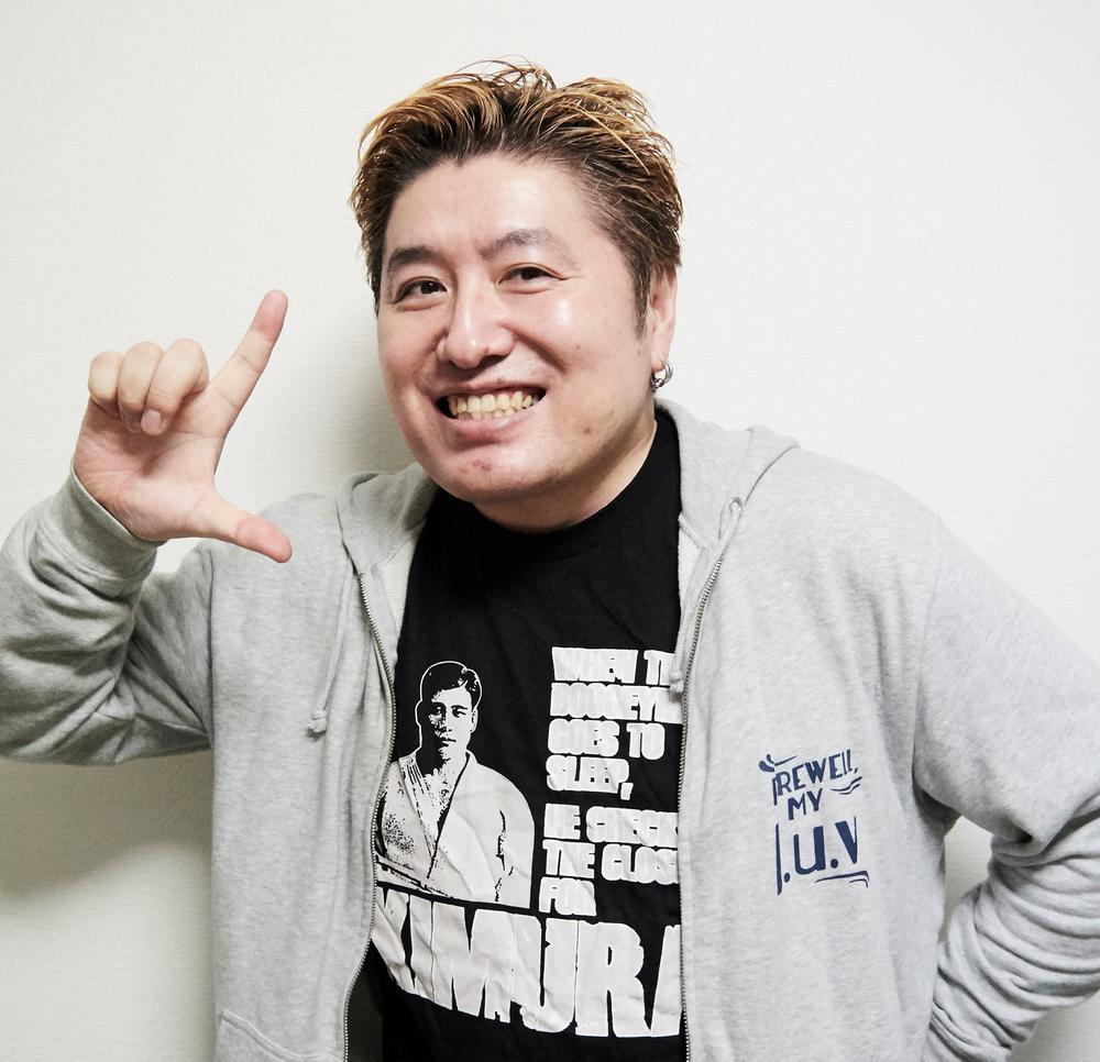 『書評の星座』が話題の吉田豪氏、プロレス・格闘技に触れた原点を語る