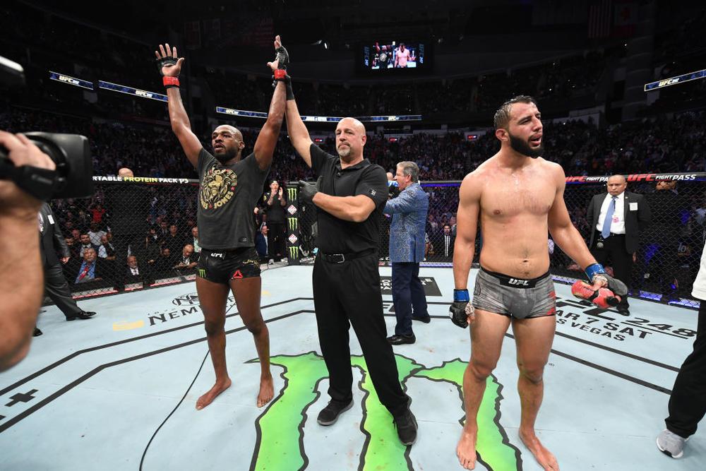 【UFC】ジョン・ジョーンズがUFCライトヘビー級王座返上、9.26「UFC253」でレイエスvsブラホビッチで王座決定戦